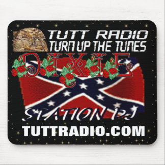 Tutt Radio Dixie's Mousepad