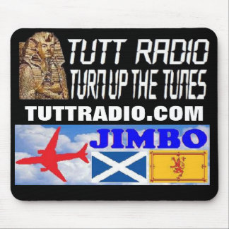 Tutt Radio Jimbo's Mousepad