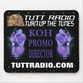 Tutt Radio Koh's Mousepad
