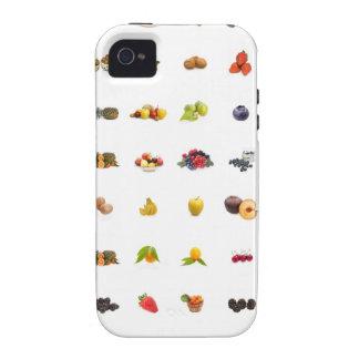 Tutti Frutti Case For The iPhone 4