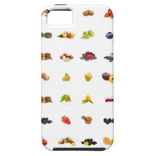 Tutti Frutti iPhone 5 Cover
