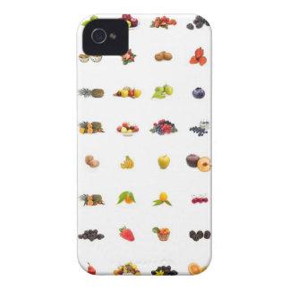 Tutti Frutti iPhone 4 Cases