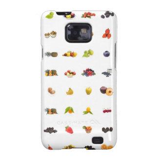 Tutti Frutti Samsung Galaxy SII Covers