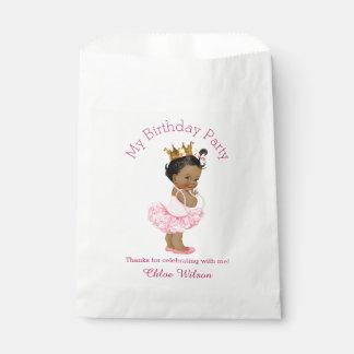 Tutu Cute Ethnic Ballerina Birthday Princess Favour Bag