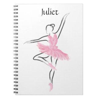 Tutu Love Notebook Juliet