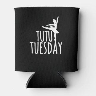 Tutu Tuesday Can Cooler