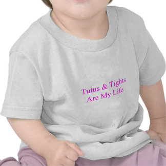 Tutus Tights T Shirt