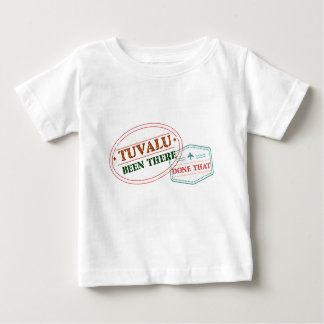 Tuvalu Been There Done That Baby T-Shirt
