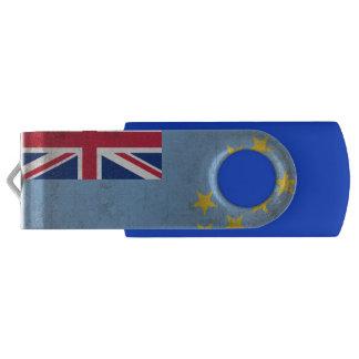 Tuvalu USB Flash Drive