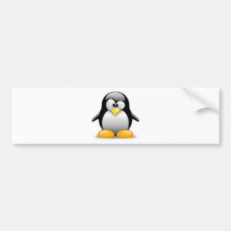 tux-1531289_640 bumper sticker