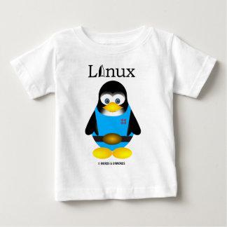 Tux (Linux) Baby T-Shirt
