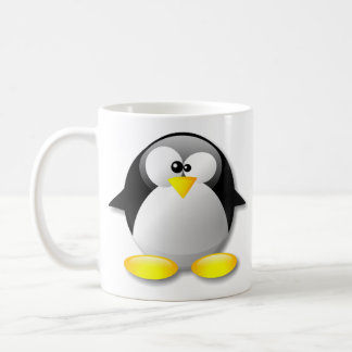 TUX MAN WOMAN COFFEE MUG