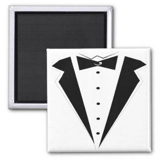 Tux T-shirts & Shirts Square Magnet