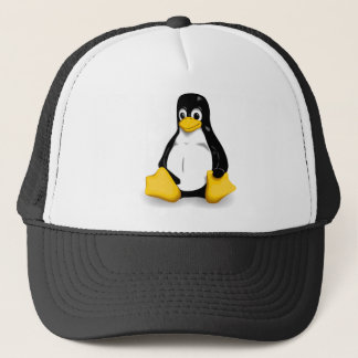 Tux Trucker Hat