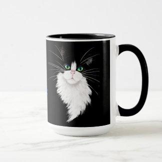 TUX-Tuxedo cats rock Mug