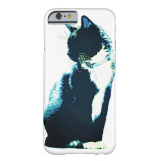 Tuxedo Cat Barely There iPhone 6 Case