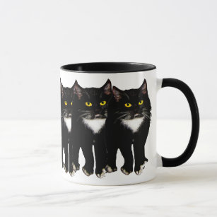 Tuxedo Cat gifts & greetings Mug