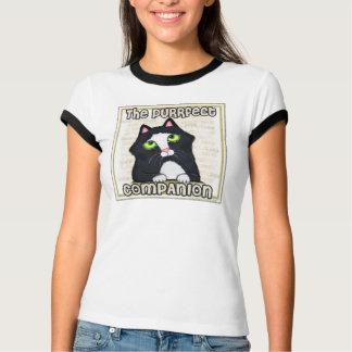 Tuxedo Cat Ladies T-Shirt