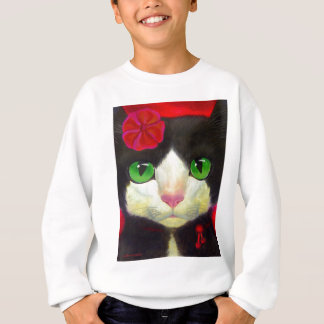 Tuxedo Cat Products Sweatshirt