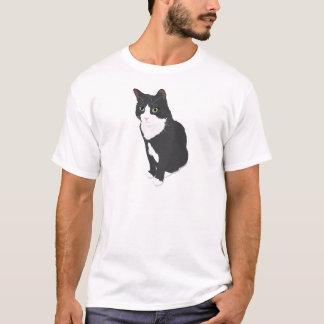 Tuxedo Cat T-Shirt