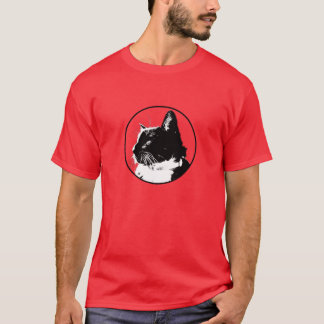 Tuxedo Cat T-shirt, Men's T-Shirt
