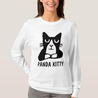 TUXEDO CAT T-shirts, PANDA KITTY T-Shirt