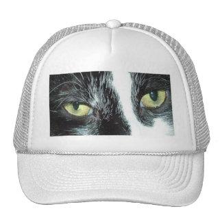 Tuxedo Cat Trucker Hats