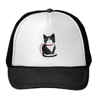 Tuxedo Cats Rule Trucker Hat