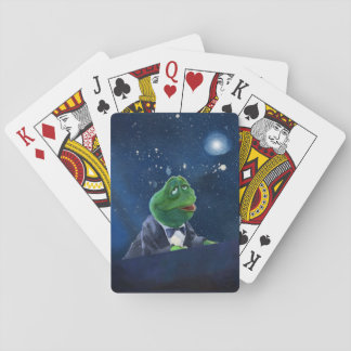 Tuxedo Frog   #1 Playing Cards