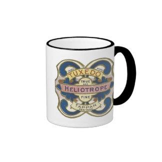 Tuxedo Heliotrope Coffee Mug