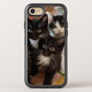 Tuxedo Kitten Group OtterBox Symmetry iPhone 8/7 Case