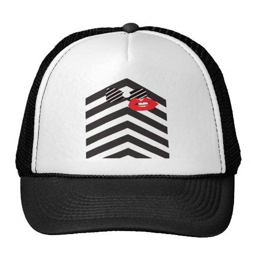 Tuxedo Man and-a Kiss Gifts Hat