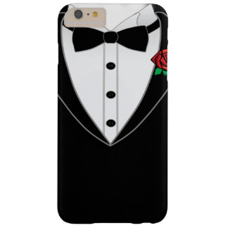 TUXEDO SUIT ELEGANT BARELY THERE iPhone 6 PLUS CASE