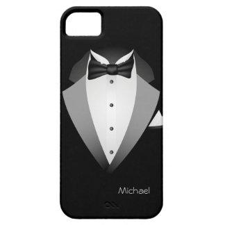 Tuxedo Suit iPhone 5 Case