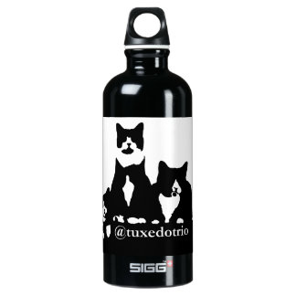 TuxedoTrio Custom Traveling Sigg Water Bottle