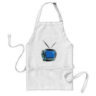 tv standard apron