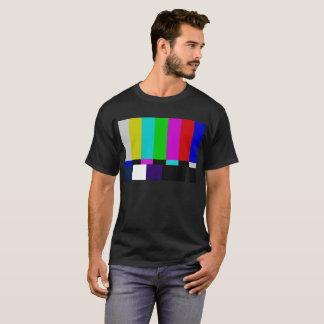 TV bars color test T-Shirt