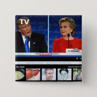 TV Button No. 45