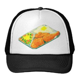 TV Dinner Mesh Hats