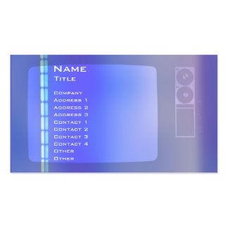 TV DNA - Business Business Card