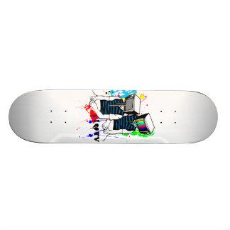 TV kills the love Skate Decks