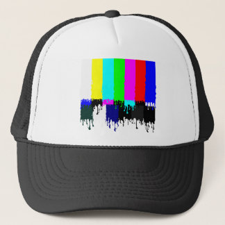 TV No Signal Hat