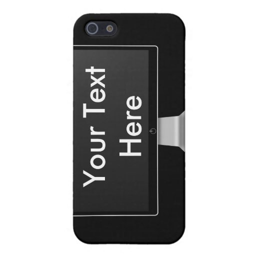 TV Screen iPhone 5 Covers