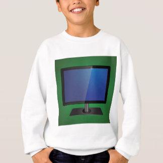 tv screen sweatshirt