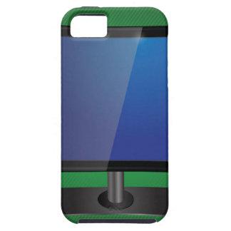 tv screen tough iPhone 5 case