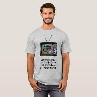 TV. Television set T-Shirt
