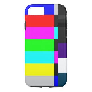 TV Test Screen iPhone 7 case