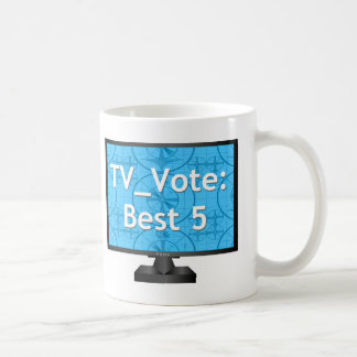 TV Vote - The Official Mug