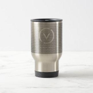 TVP Chrome Travel Mug