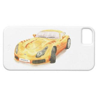 TVR Sagaris, classic car iPhone case